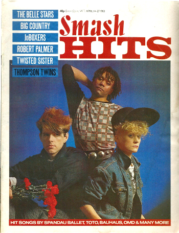 Thompson Twins - Smash Hits 1983