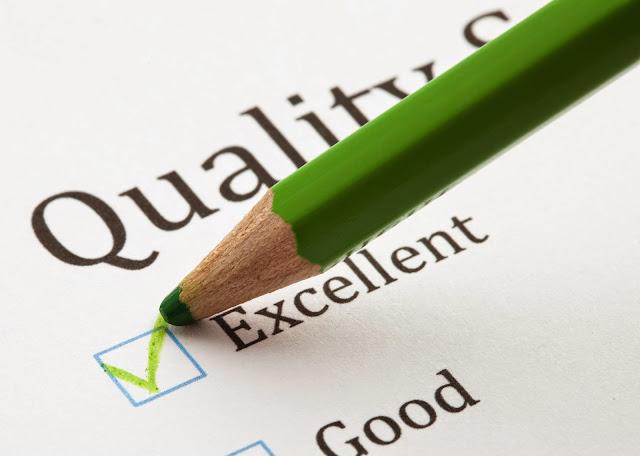 Menjaga kualitas produk dan layanan untuk memberikan kepuasan pelanggan