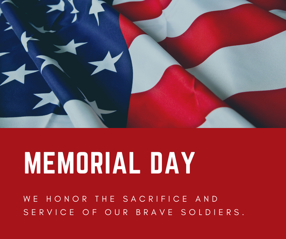 Mesa County News: County Offices Closed on Memorial Day