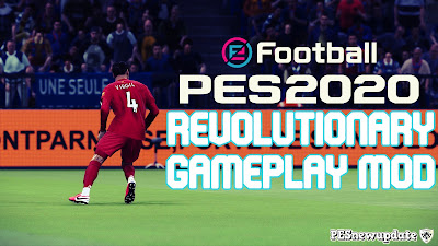 eFootball PES 2020 Gameplay Patch by Holland