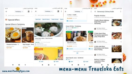 menu-menu traveloka eats