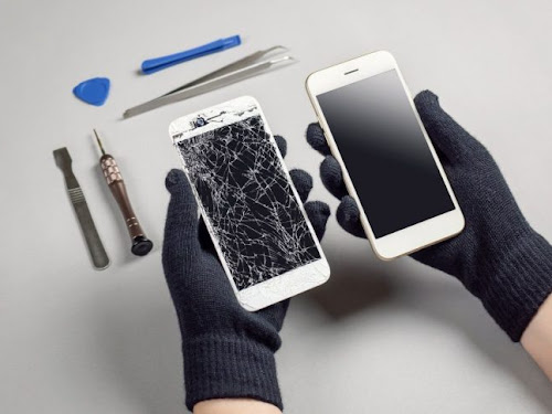 Cara Ganti Kaca Handphone Dengan Mudah