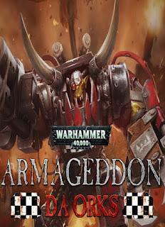 Warhammer 40,000: Armageddon – Da Orks – SKIDROW PC GAME