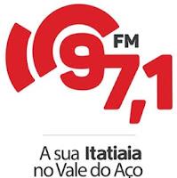 Rádio Itatiaia FM Vale do Aço 97,1 de Timóteo MG