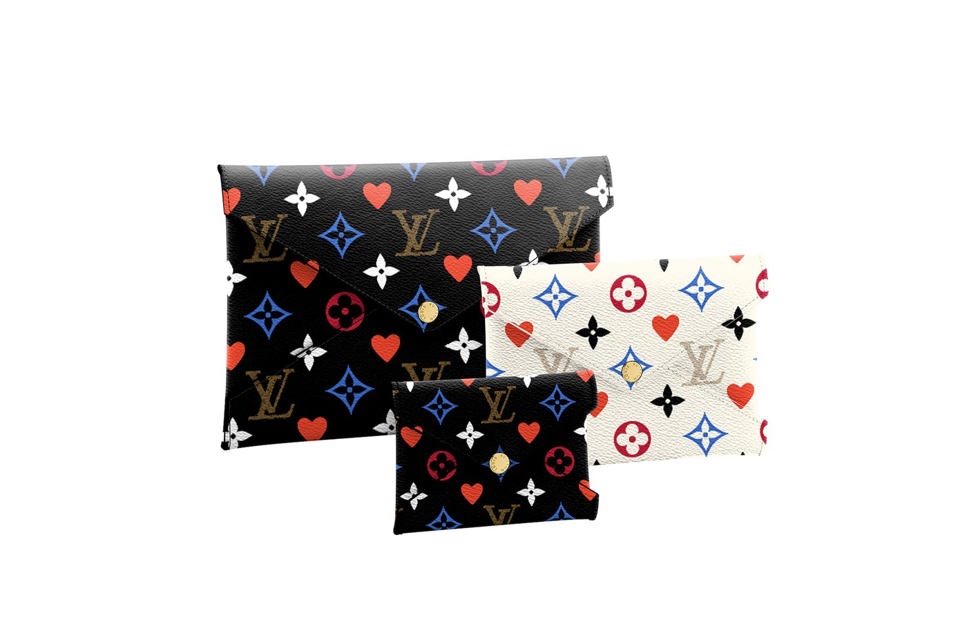Louis Vuitton Cruise 2021 Pochette Kirigami