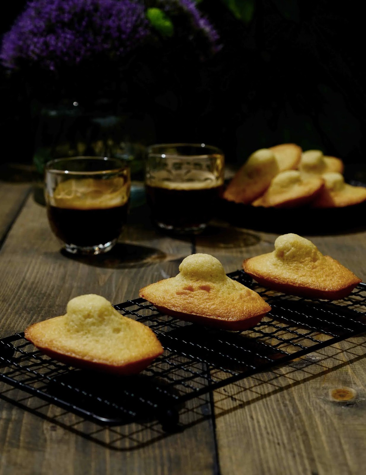 madeleines , gouter maison , recette classqiue française