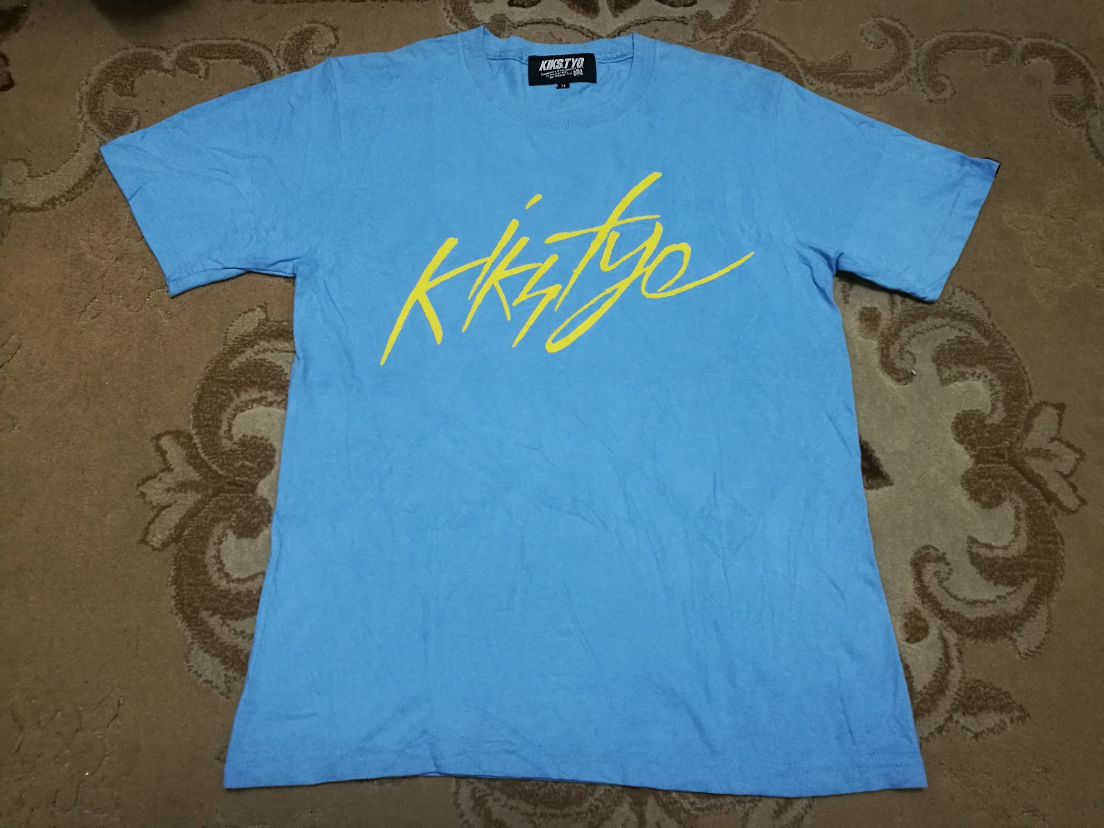 The good old things kikstyo brand t shirt for Successful t shirt brands