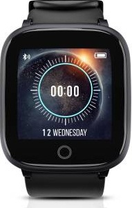 Syska SW100 Smartwatch With PedoMeter Heart Rate Sensor