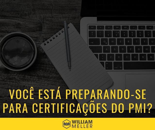 Você está preparando-se para sua certificação do PMI?