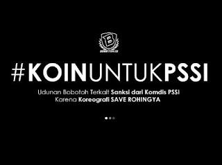 Koin untuk PSSI Tidak Jadi Disampaikan, Denda Sudah Dibayar Manajemen Persib