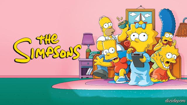 The Simpsons Dizisi İndir