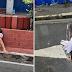 Magkapatid nakatulog sa Gilid ng Kalsada dahil sa pagod sa Pagtitinda ng Sampaguita!