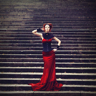 Modelka: Monika Siedzyk