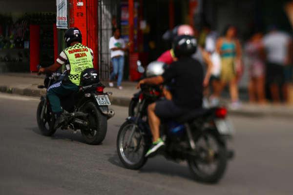 Serviço de mototáxi está suspenso a partir de hoje em Escada, outros transpores funcionarão com restrições