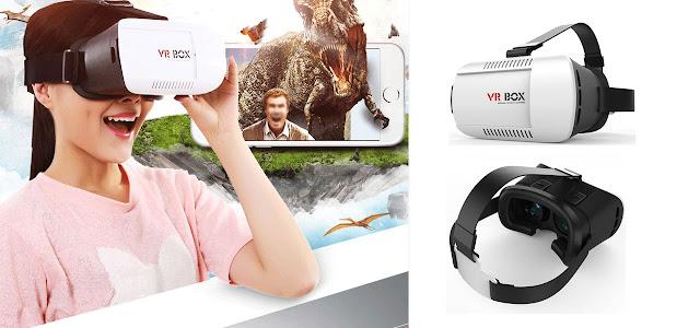 Gafas para vídeos de realidad virtual