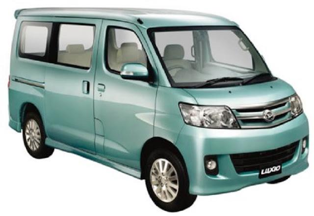 Daihatsu Luxio Mobil Yang Paling Nyaman Untuk Mudik