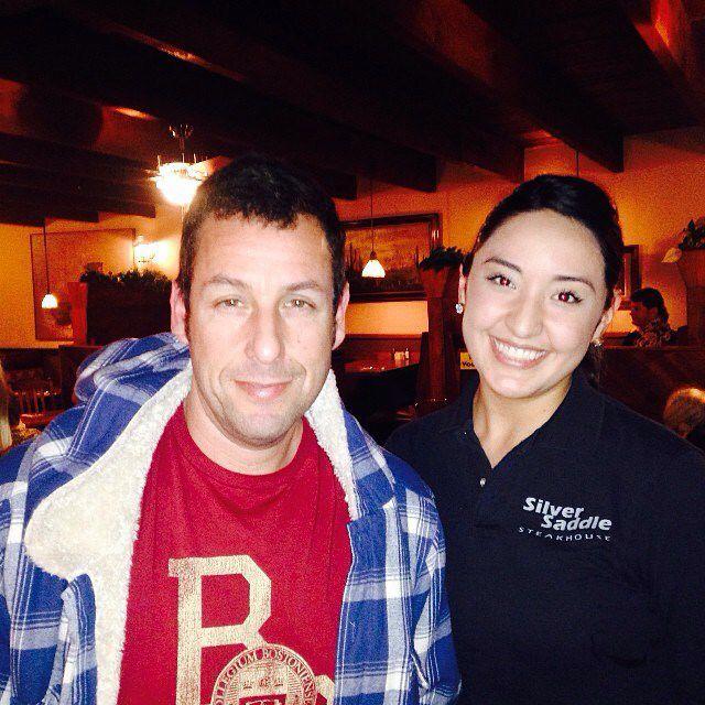 Dave'n'Kathy's Vagabon... Adam Sandler Attorney