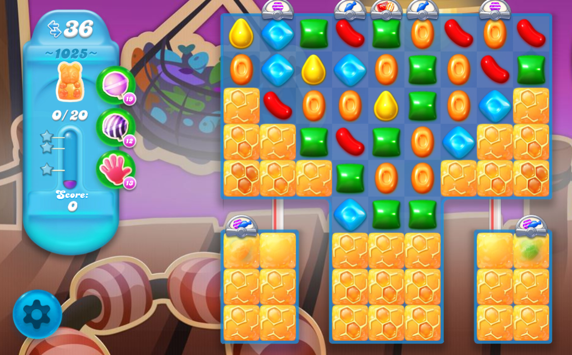 Candy Crush Soda Saga 1025