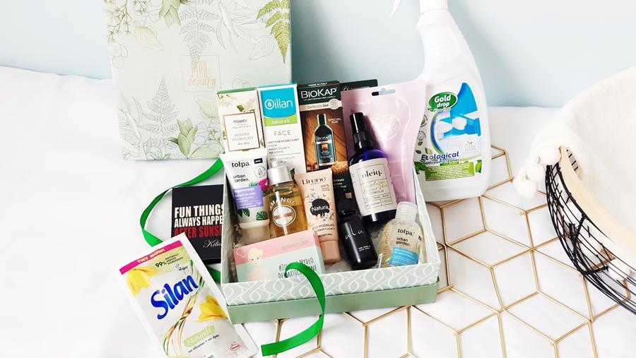 Pure Beauty • Box kosmetyczny, Marzec 2021, Natural Boom