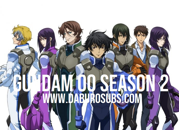 Gundam 00 Season 2