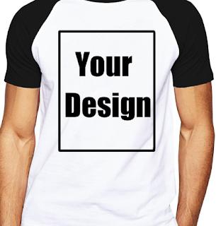 Custom T-shirt Printing Fullprint Dengan Desain Favorit Anda