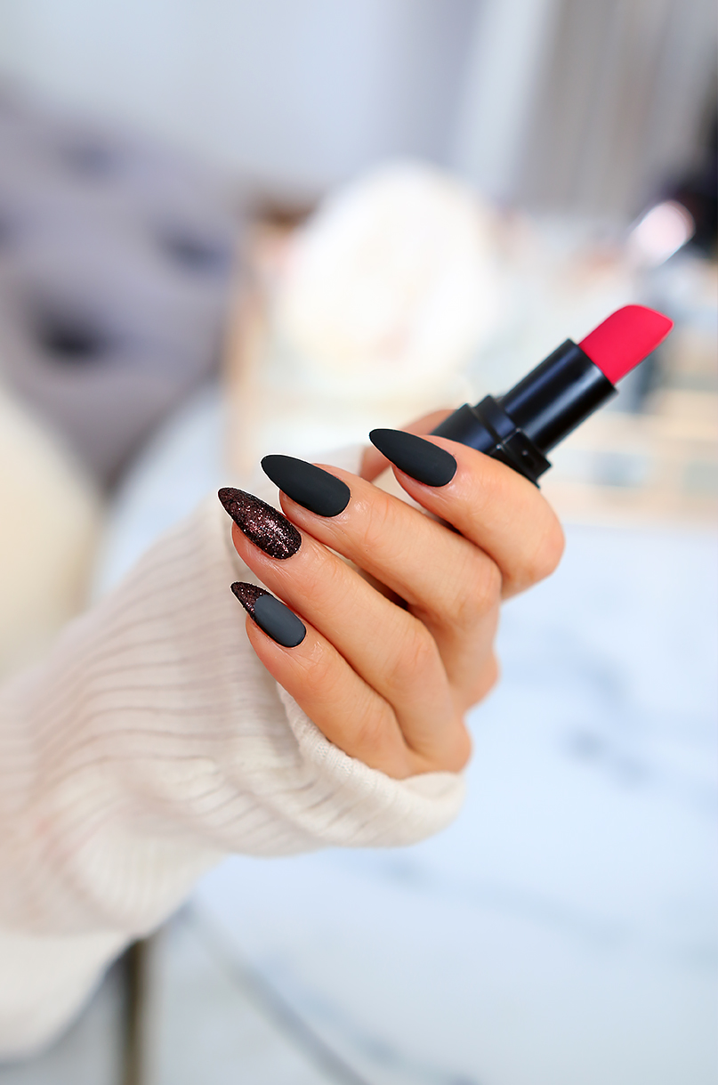 Alina Rose Blog Kosmetyczny Pastelowe Paznokcie Hybrydowe Vs