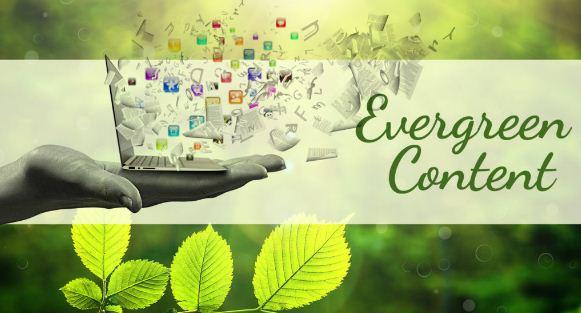 Konten Evergreen Bikin Blog Ramai Pengunjung