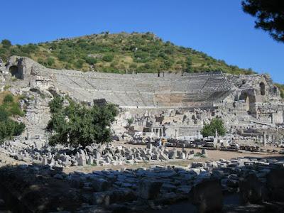 Teater Kuno di Selcuk