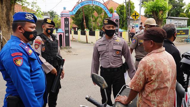 PPKM Diberlakukan, Satgas COVID Kabupaten Batang Gencar Lakukan Operasi Yustisi dan Patroli