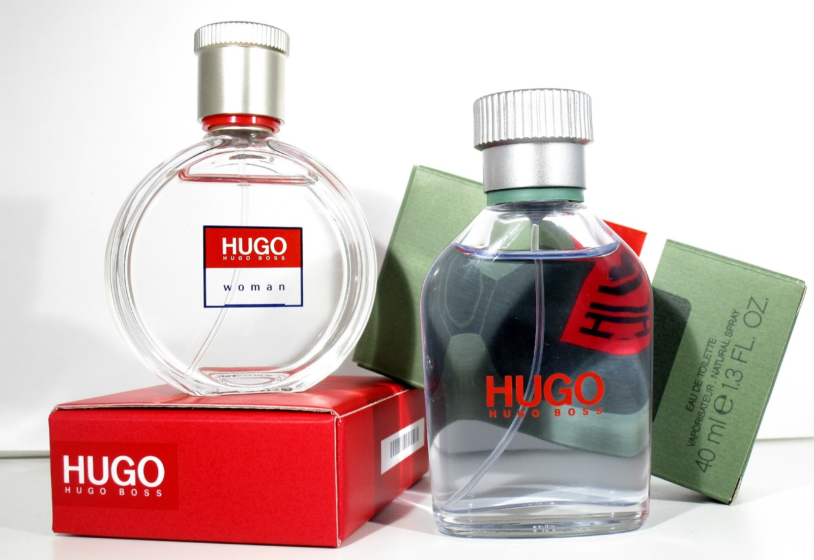 136864e0997 HaySparkle  NEW Hugo Boss Woman and Hugo Boss Man