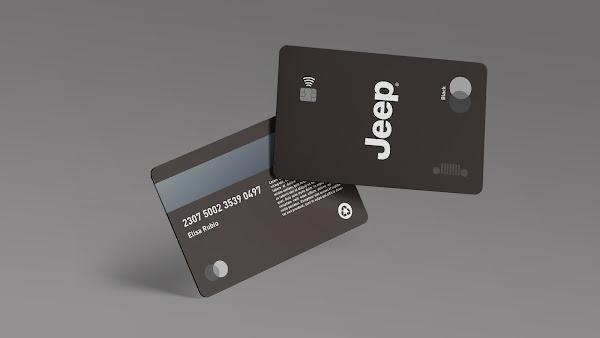 Jeep Card Mastercard