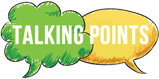 Image result for talking points