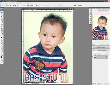 Cara Mengubah Posisi Foto Dengan Photoshop