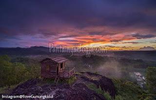 Gunung ireng yogyakarta