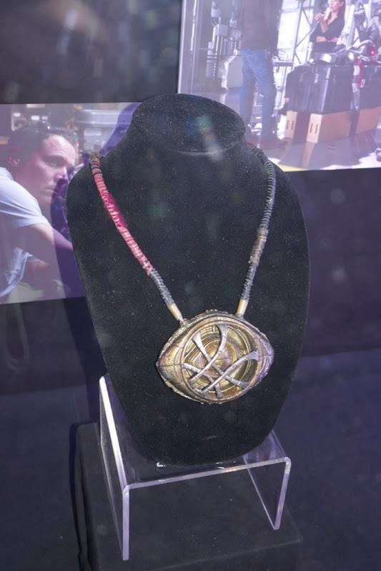 Doctor Strange Eye of Agamotto necklace