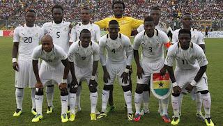 على أرض أبو ظبي .. منتخب غانا يقيم معسكره التدريبي استعداداً لبطولة أمم أفريقيا 2019