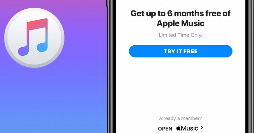 How to Get Free Apple Music