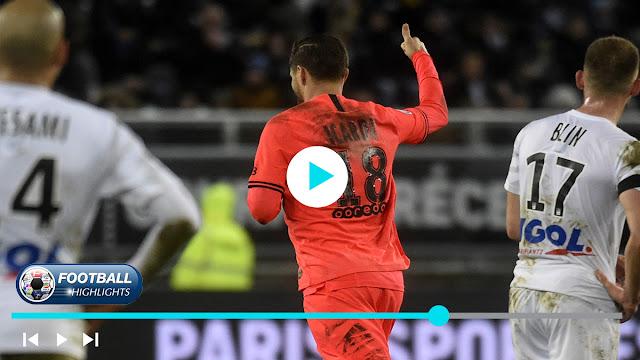 Amiens SC vs Paris Saint Germain – Highlights