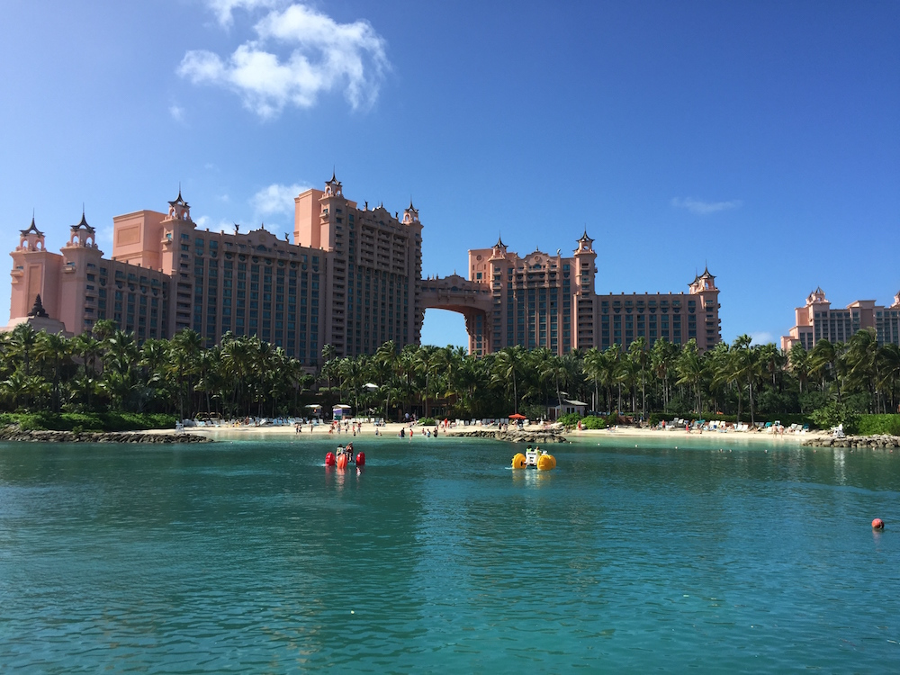 10 reasons why you should visit the atlantis resort in the for Number one all inclusive resort