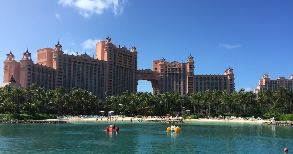10 Reasons Why You Should Visit The Atlantis Resort In The