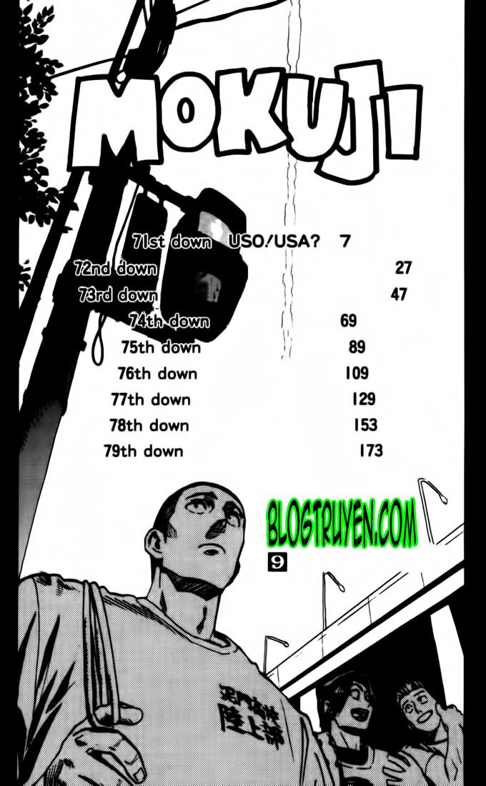 Eyeshield 21 chapter 71 trang 10