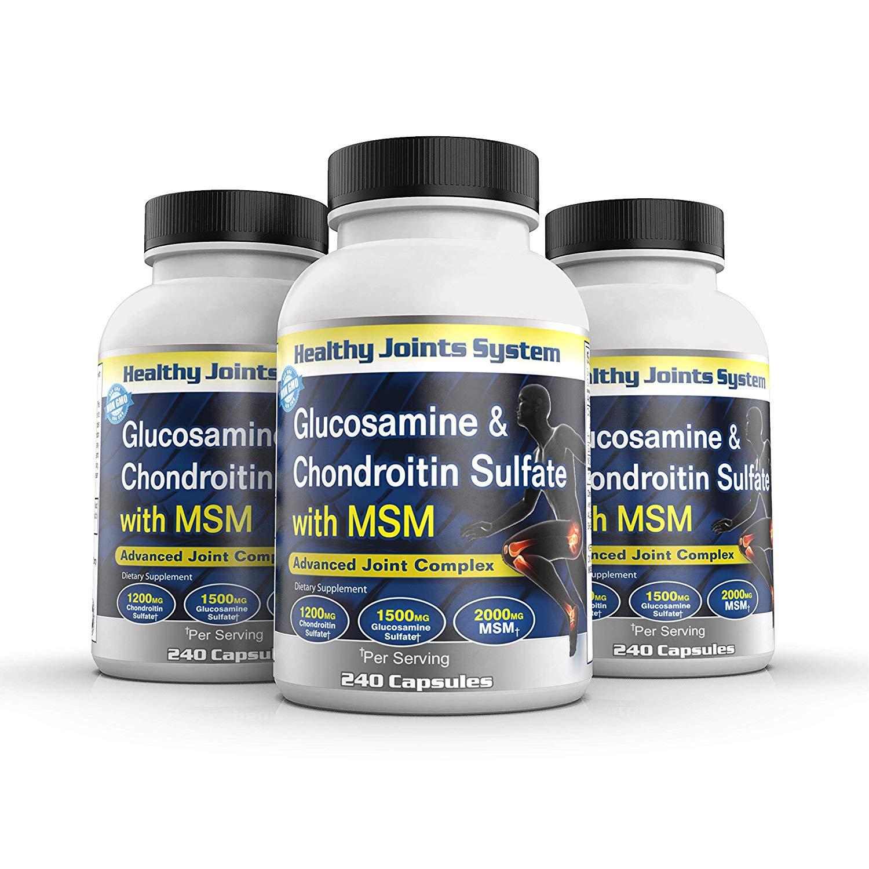 Glucosamine Chondroitin MSM Blog