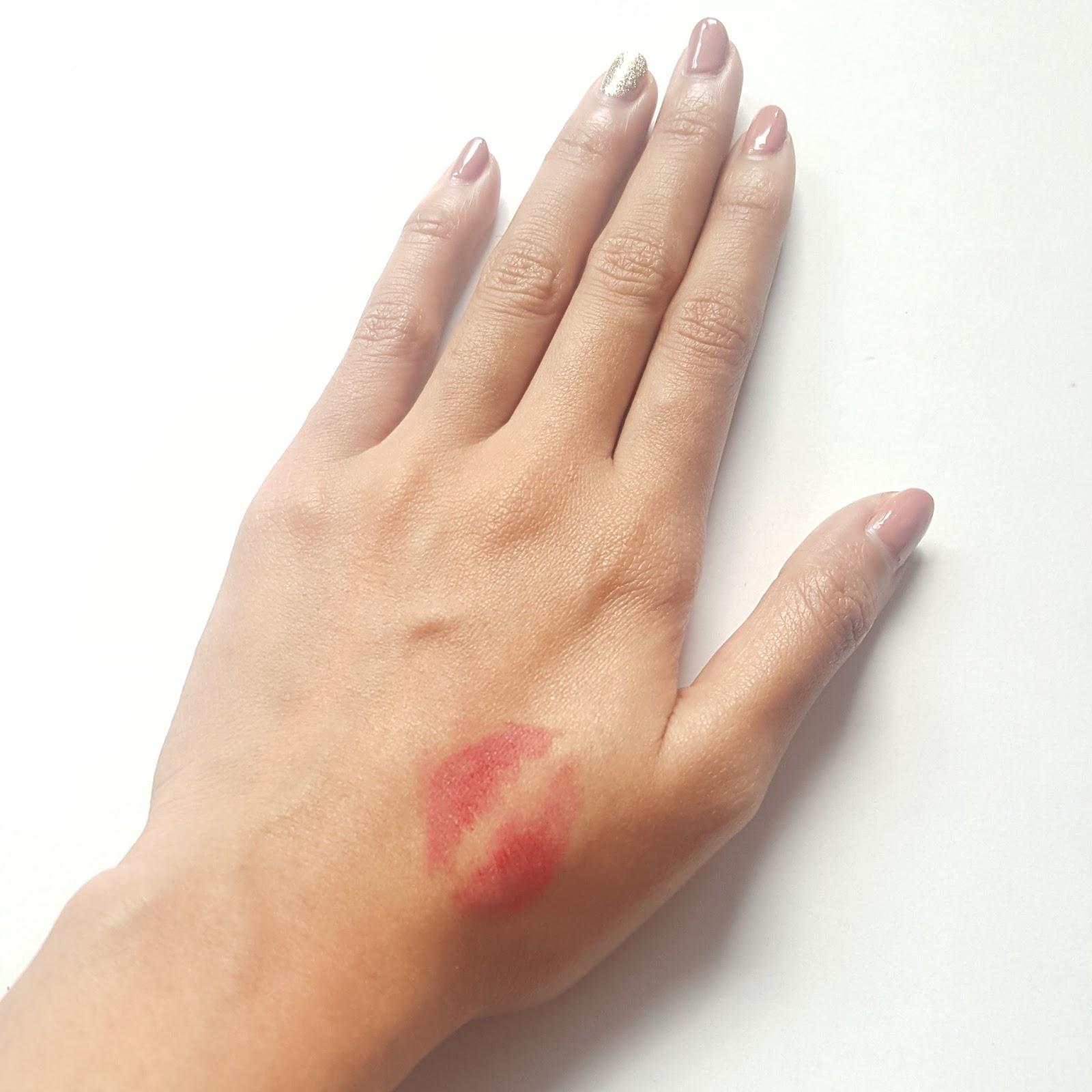 Review Amalia Matte Lip Cream Morocco Yukcobain Nude 03 Coba Nyium Tangan Hehehe