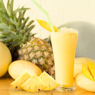 Mango & Pineapple Sangria