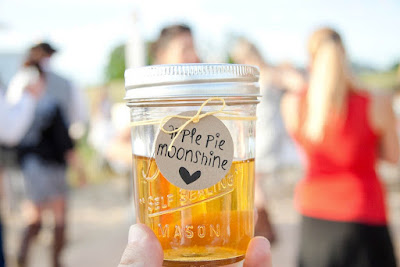 Mini Mason Jars Wedding Favor