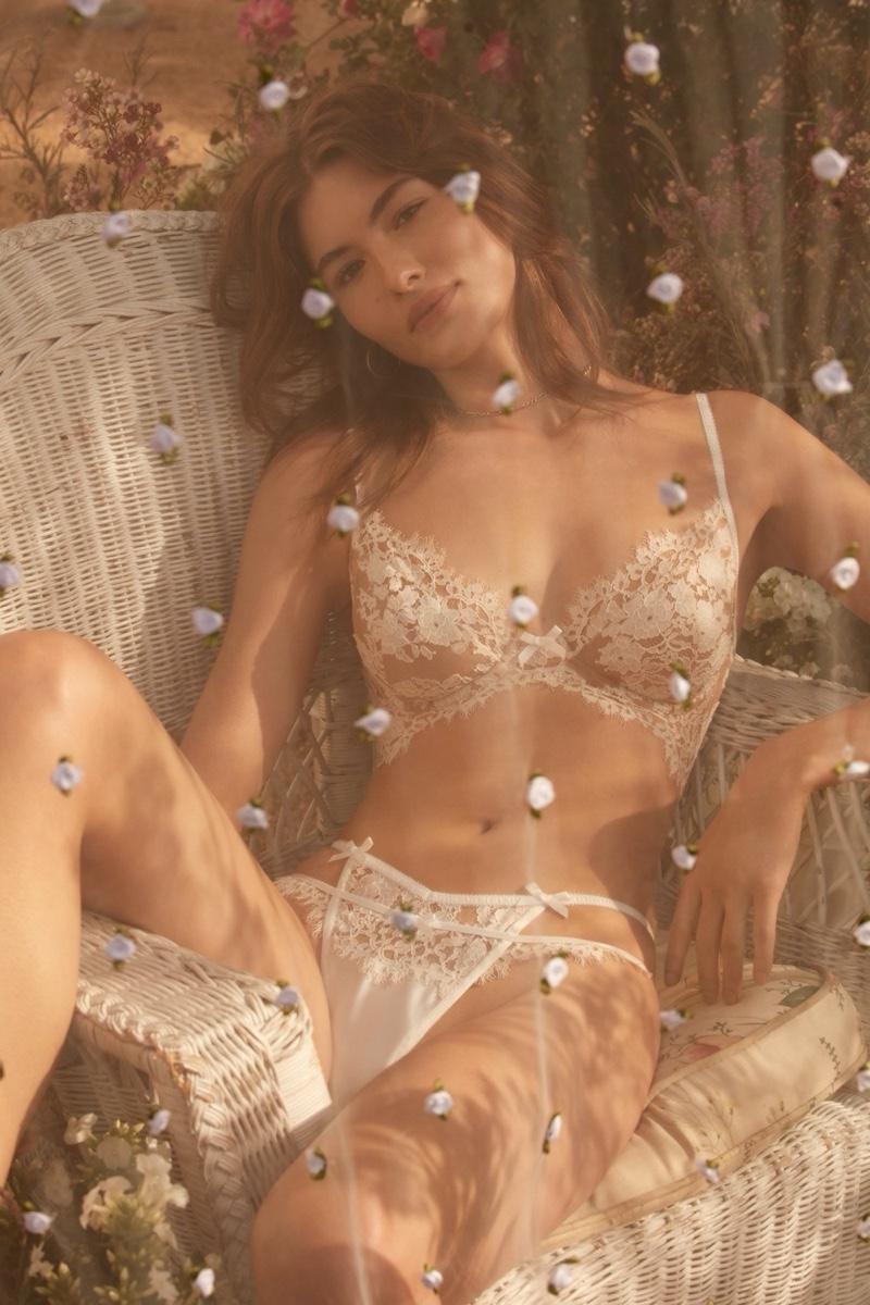 For Love & Lemons x Victoria's Secret Spring/Summer 2020 campaign