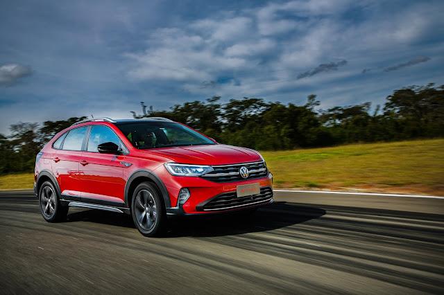 Chegou o Nivus, o novo carro da Nova Volkswagen