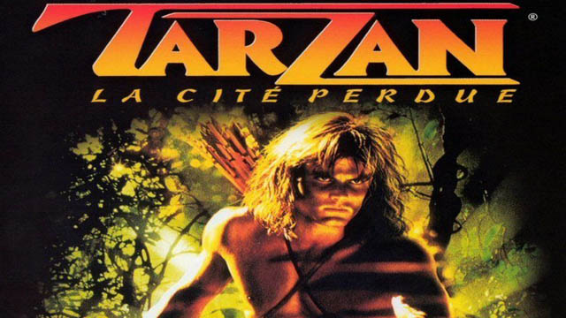 Tarzan And The Lost City (1998) Hindi Dubbed Movie 720p BluRay Download