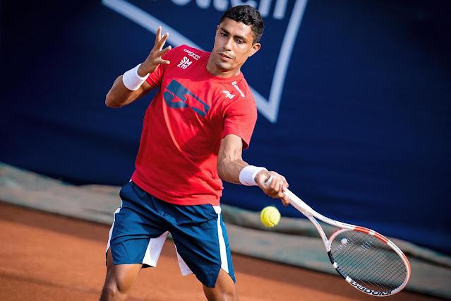Thiago Monteiro tênis brasil saibro clay