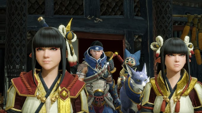 Monster Hunter Rise Demo Out Now on Nintendo Switch